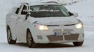 renault megane 2009 sedan renault megane grand tour spied for first time