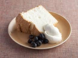 angel food cake recipe alton brown food network