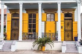new orleans colorful houses architecture culture in new orleans faubourg marigny
