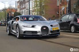 first bugatti bugatti chiron 22 april 2017 autogespot