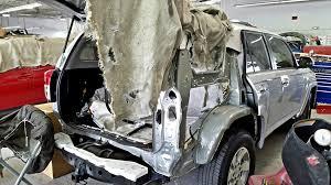 toyota 4runner repair my toyota 4runner 2013 crash on repair