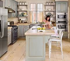 kitchen with l shaped island convenient l shaped kitchen design smith design l shaped