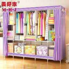 218 portable closet wardrobe clothes storage rack organizer m u2022h u2022j
