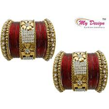 wedding chura bangles my design floral gold plated bridal chura wedding chuda