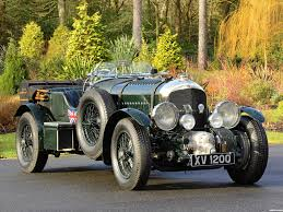 vintage bentley bentley 4 1 2 blower 1926 1930 classic cars pinterest cars