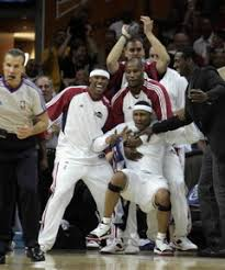 basketball bench celebrations nba to the cavaliers bench down in front new rules aim to keep