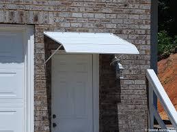 Fabric Door Awnings E400 Economy Window Or Door Canopy