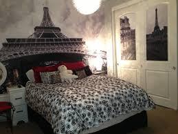 interior design creative paris themed decor for bedroom