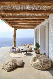 a summer home on the greek island of syros the style files