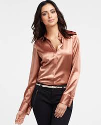 in satin blouses satin blouse yahoo canada image search results blusas f shion