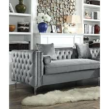 tufted gray sofa amazing tufted grey sofa or living room best grey tufted