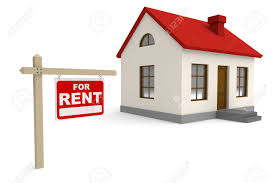 house for rent 3d rendered image stock photo picture and royalty