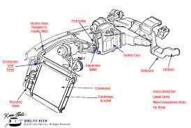 keen corvette c3 corvette ac system parts parts accessories for corvettes