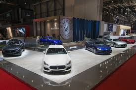 maserati midnight granturismo and grancabrio special editions from maserati unveiled