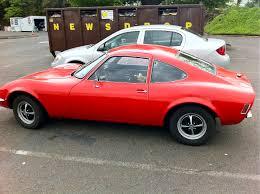 1971 buick opel the street peep 1971 opel gt