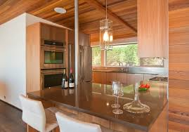 long kitchen cabinets mid century modern kitchen cabinets square bamboo island long