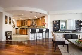 Small Kitchen Living Room Open Floor Plan by Living Room Winsome Kitchen Living Room Ideas Ireland Basement