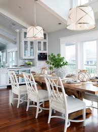 Best  Beach Style Dining Sets Ideas On Pinterest Dining Table - Coastal dining room table