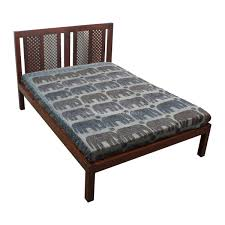 bed 28 wrought iron double bed details bic furniture india