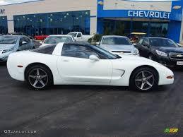 1997 chevrolet corvette 1997 arctic white chevrolet corvette coupe 68093252 gtcarlot