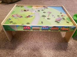 matchbox car play table table for trains or matchbox cars games toys in south bend in