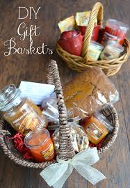 gift basket ideas diy gift baskets banana walnut bread recipe