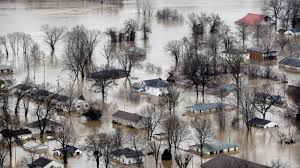 Flooding Missouri Map Major Rivers In Missouri Cresting Amid Historic Flooding The Two