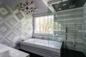 Bathroom Contemporary Bathroom Tile Design by Gray Marble Bathroom Wall Tiles Design Ideas