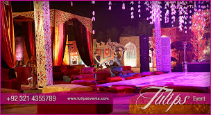 Stage Decoration Ideas Tulips Event Best Pakistani Wedding Stage Decoration Flowering