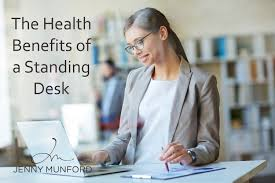 The Benefits Of A Standing Desk The Health Benefits Of A Standing Desk Thrive Global
