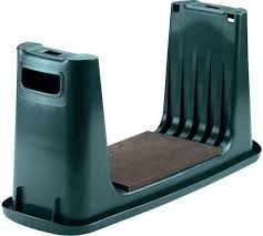 Garden Kneeler Bench Buy Strata Padded Garden Kneeler Seat And Tool Storage At Argos