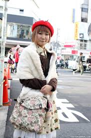 cute japanese short hairstyles in harajuku
