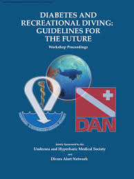 diabetes and recreational diving guidelines for the future pdf
