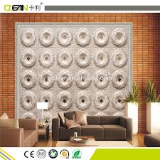 faux leather wall panels has been widely used for interior wall