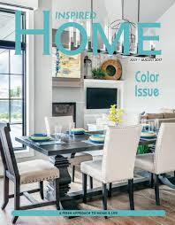 fargo inspired home july august 2017 by inspired home magazine