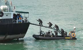 Singapore Navy Flag Crime On The High Seas The World U0027s Most Pirated Waters