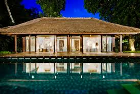 tropical style house plans cool balinese house designs home