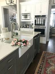 gray kitchen cabinets paint colors with black counter subscribed