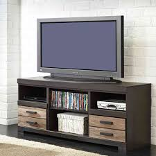 harlinton two tone tv stand by ashley show me rent to own