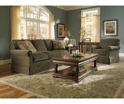 Living Room Design Green Couch Furniture Update Your Living Room With Stylish Broyhill Sofa