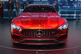 mercedes amg concept mercedes amg gt concept unveiled at the 2017 geneva motor