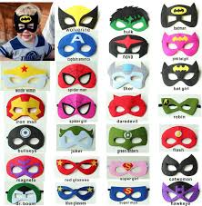 halloween baby face mask new party masks for baby kids child half face movie star cartoon