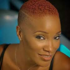 before and after fade haircuts on women 40 mohawk hairstyle ideas for black women