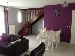 chambre prune et blanc galeries d en peinture chambre prune et gris peinture chambre