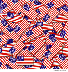 American Flag Design American Flag Background Texture