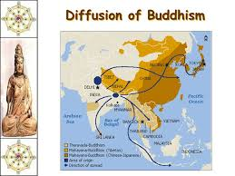 buddhism adherents as percentage of country population buddhism