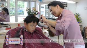 mai barber hairstylist salon haircuts for men women children