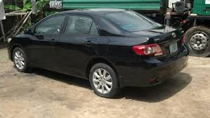 registered manual transmision toyota corolla 2010 autos nigeria