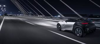 peugeot sports car sounds good peugeot fractal concept is vision of french car