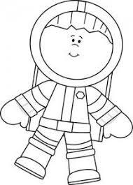 astronaut coloring page astronaut coloring поделки детям pinterest astronauts space